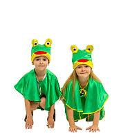 Детский карнавальный костюм лягушки, фото 1