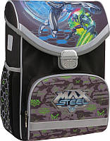 Рюкзак школьный каркасный Max Steel KITE MX15-529S