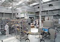 Завод по производству молочной продукции