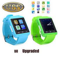 Smart Watch Умные часы U8 S голубые, фото 1