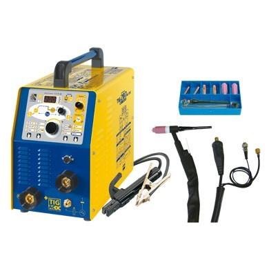 Апарат для аргонодугового зварювання Gysmi TIG 207 HF AC/DC