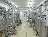Технологическая линия производства молока