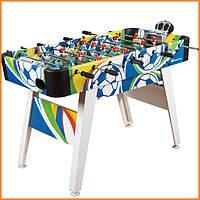 Игровой футбольный стол Настольный футбол с электронным подсчетом голов MD Sports
