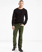 Вельветовые брюки Levis 514 - Timberline Olive
