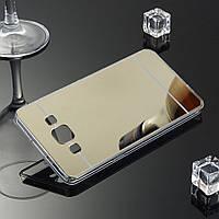 Силиконовый чехол для Samsung Galaxy A5 A500 зеркальный, G787