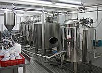 Молочный цех производство молочной продукции