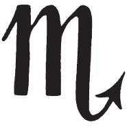 Знак скорпиона