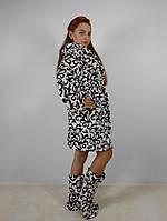 Женский халат плюс сапожки Код 015, фото 1
