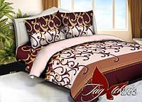 Двуспальный комплект постельного белья HL263 поликоттон