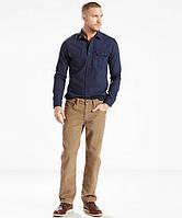 Вельветовые брюки Levis 514 -Tan