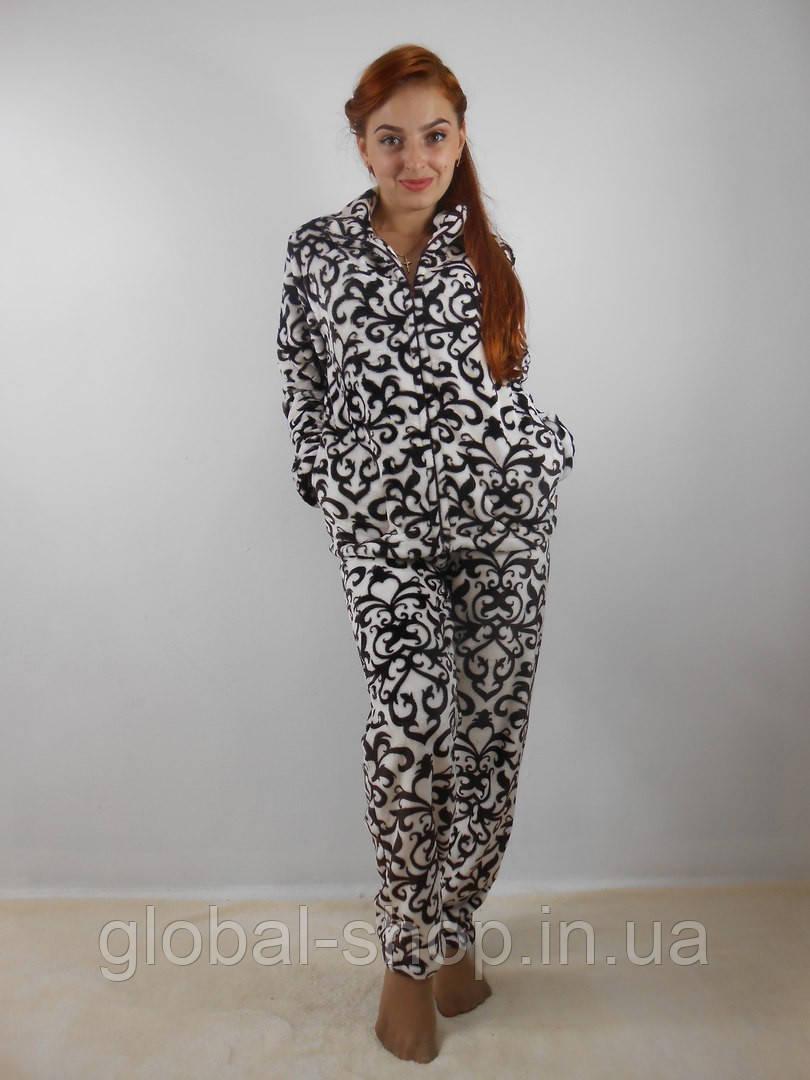 Женский домашний костюм пижама 016