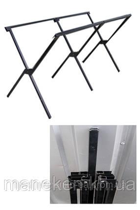 Торговый стол-ножки 3м, фото 2