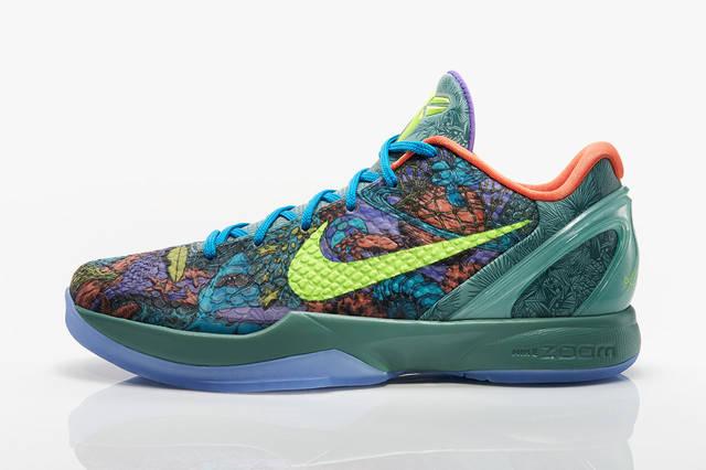 "Кроссовки Nike Zoom Kobe VI ""Prelude"""