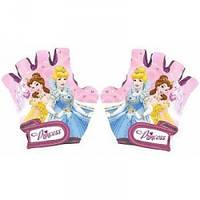 Перчатки на велосипед 3 принцессы DISNEY