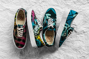 Кеды Vans x Della Classics Collection