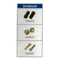 Наконечники для кабеля гидравлические shimano QUAXAR