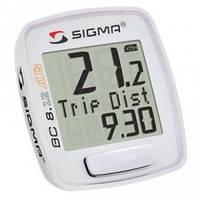Счетчик sigma bc 8.12 ats беспроводной белый SIGMA
