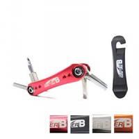 Ключ super-b перочинный нож, 7 функций SUPER B