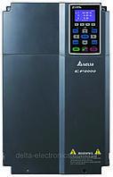 Преобразователь частоты Delta Electronics, 45 кВт, 400В,3ф.,векторный, c ПЛК, VFD450CP43A-21