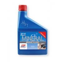 Тормозная жидкость минеральное, 500 мл STAR BLUBIKE