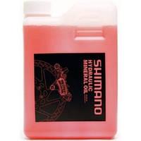 Минеральное масло shimano для тормозов гидр.1000 мл SHIMANO