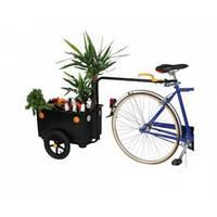 Прицеп велосипедный bellelli eco trailer maxi 60 л BELLELLI