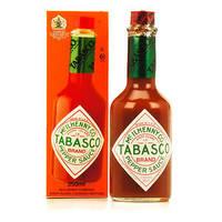 Tabasco соус перцевый красный 350мл