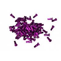 Ниппель фиолетовый дождь, 12  144 шт