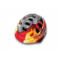 Шлем merida s rhinio red