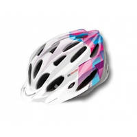 Шлем b-skin regular l (58-60 см) бело-синий B-SKIN