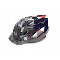 """Шлем b-skin """"s"""" tomcat 48-52см темно-синий B-SKIN"""