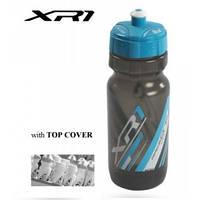 Бутылка воды 0,6 л raceone xr1 przydymiany голубой RACEONE