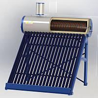 Термосифонная (напорная) гелиосистема АТМОСФЕРА RРА-58-1800-20-теплообмен, 170л