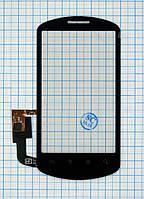 Тачскрин сенсорное стекло для Huawei U8800 Ideos X5 black
