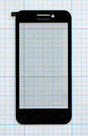 Тачскрин сенсорное стекло для Huawei Honor U8860 black