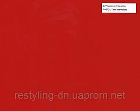 Красная глянцевая пленка 3М (США) Scotchprint 1080 G13 1,52 м