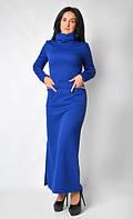 Модное женское длинное платье. Размер: 44, 46, 48, 50