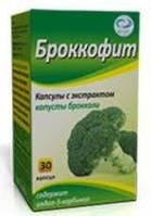 Броккофит капсулы с экстрактом броколли (30капс.)