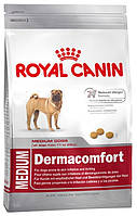 Royal Canin Medium Dermacomfort, 3 кг