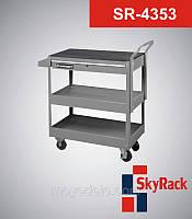 Тележка инструментальная SkyRack SR-4353