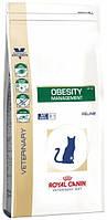 Royal Canin Obesity Feline cухой, 400 гр