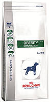 Royal Canin Obesity Management Canine сухой, 13 кг