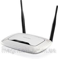 Купить Wi-Fi роутер TP-LINK TL-WR842N (две антенны), фото 2