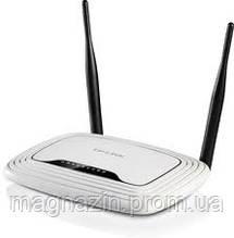 Купить Wi-Fi роутер TP-LINK TL-WR842N (две антенны)