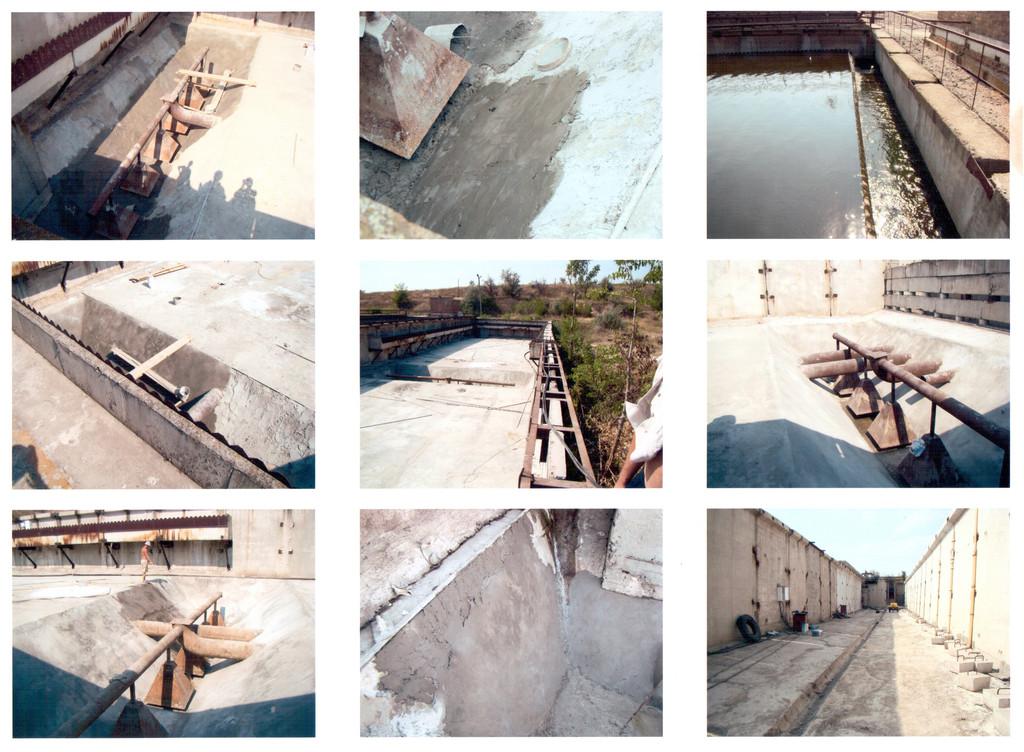 Гидроизоляция очистных сооружений (Днепропетровск)