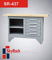 Верстак слесарный SkyRack SR-437