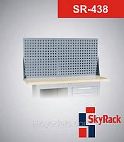 Панель перфорированная SkyRack SR-438