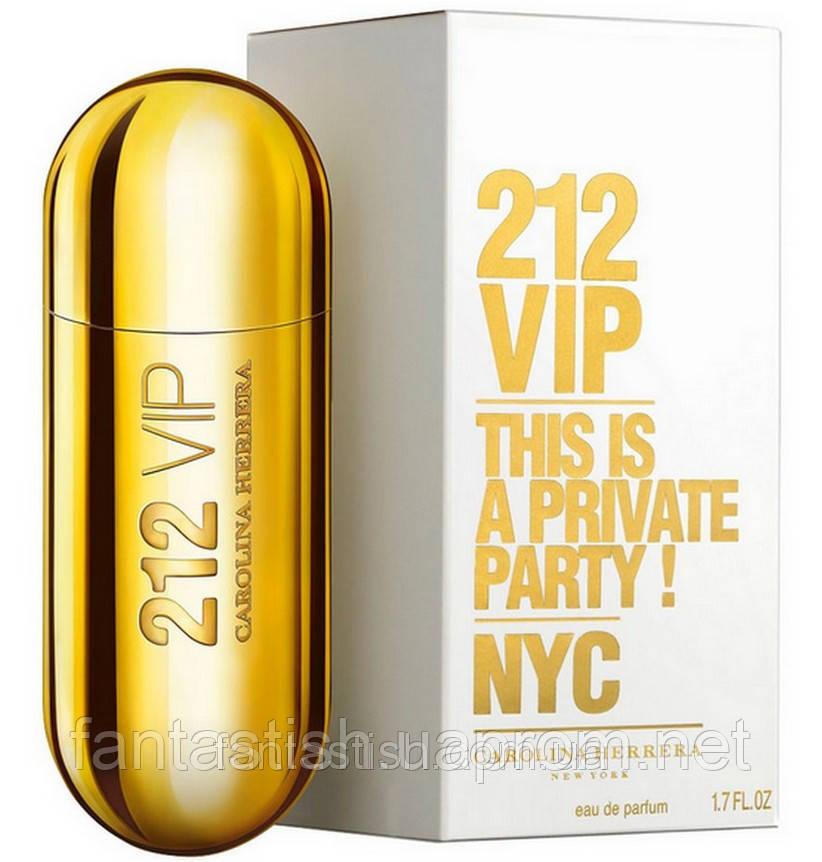 cb37be15e Парфюмированная вода для женщин Carolina Herrera 212 Vip (женские духи  каролина херрера 212 вип,