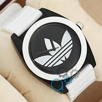 Часы Адидас наручные Adidas Log 0927 All White