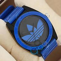 Часы Адидас наручные Adidas Log 0927 Blue\Black